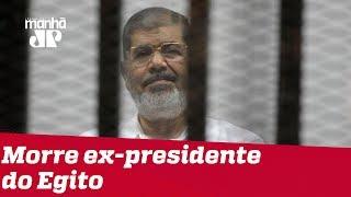 Morre Mohamed Morsi, ex-presidente do Egito que estava preso desde2013