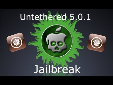 Absinthe 5.0.1 Untethered Jailbreak For iPhone 4S & iPad 2