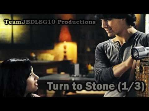 Turn To Stone: A Jemi Shot (1 3) [happy 22nd Birthday Joe Jonas!] video