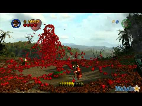 LEGO Indiana Jones 2- Kingdom of the Crystal Skull Walkthrough- 8 of 12