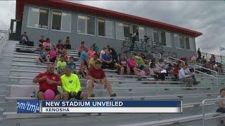 Kenosha's Bradford High School unveils new stadium