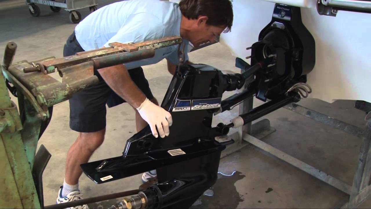 How to change impellar on a 1973 evinrude 50hp outboard