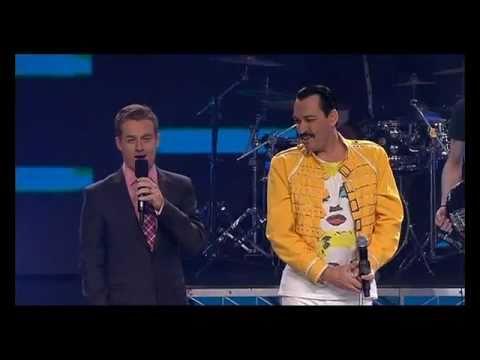 Download Freddie Mercury - Australia's Got Talent Semi final !! HD !! - Thomas Crane Mp4 baru