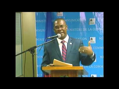 Haiti news: La DGI invite les contribuables retardataires à retirer leurs nouvelles plaques d'immatriculation.