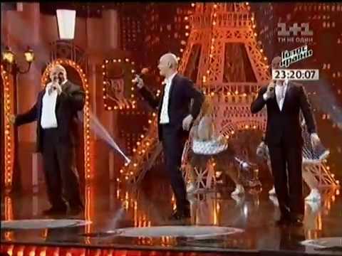 95 Квартал  Песня про лысых в исполнении  Лысых  Влад Яма, Евгений Кошевой и Василий Вирастюк.