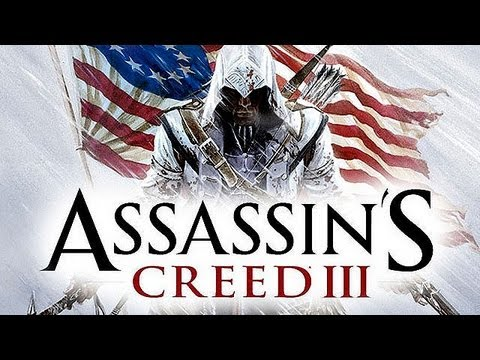 Assassin's Creed III Gameplay Trailer (HD 720p)