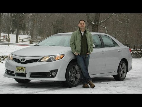 Toyota Camry 2012 Test Drive & Car Review by RoadflyTV with Ross Rapoport