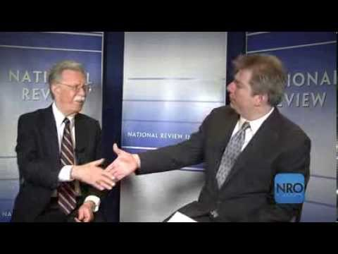 National Review Interview with Ambassador John Bolton at CPAC 2014