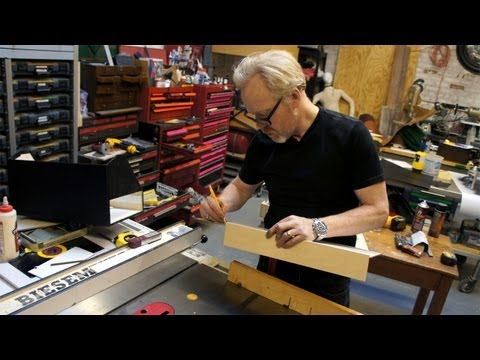 One Day Builds: Adam Savage Makes Something Wonderful from Scratch