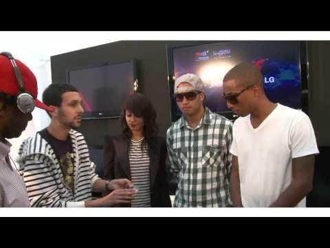 Dynamo and Pharrell