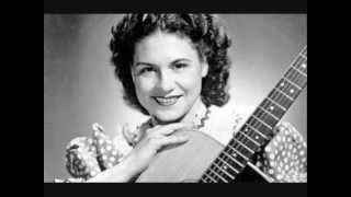Early Kitty Wells - **TRIBUTE** - Don't Wait The Last Minute To Pray (1949).