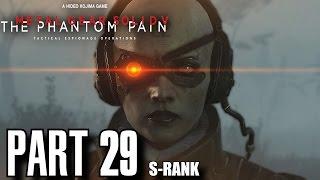 Metal Gear Solid 5 The Phantom Pain Walkthrough Part 29 - Code Talker S-Rank, All Objectives