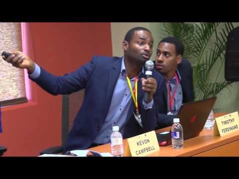 SALISES Caribbean Youth Development Conference 2015-Representation and Leadership