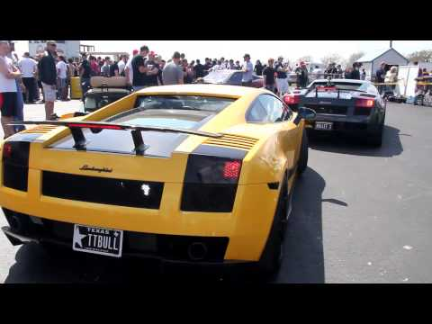 Lamborghini Gallardo at TX2K
