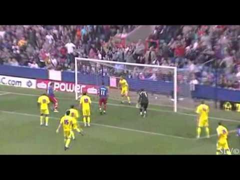 Wilfried Zaha | Highlights 10-11 | HD |