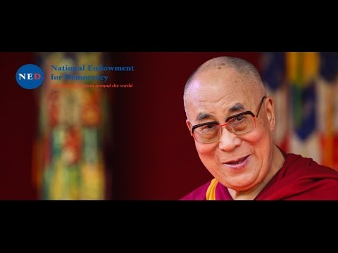 DEMOCRACY AND HOPE: DALAI LAMA TO SPEAK WITH FOUR DYNAMIC YOUNG ACTIVISTS