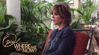 Lisa Rinna's No-Nonsense Approach to Diet and Exercise | Where Are They Now? | Oprah Winfrey Network