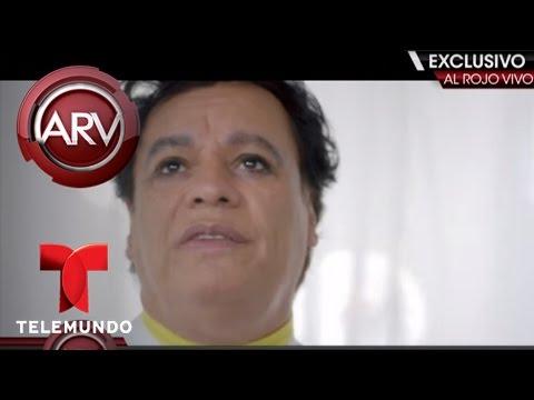 Juan Gabriel y Marc Anthony graban YO TE RECUERDO   Al Rojo Vivo   Telemundo