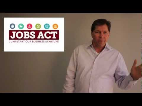 Jobs Act Signed by President Obama Jobs Act Could Save America