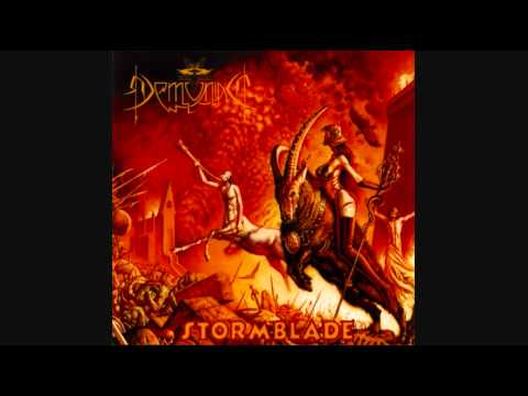 Demoniac - Into The Cavern light