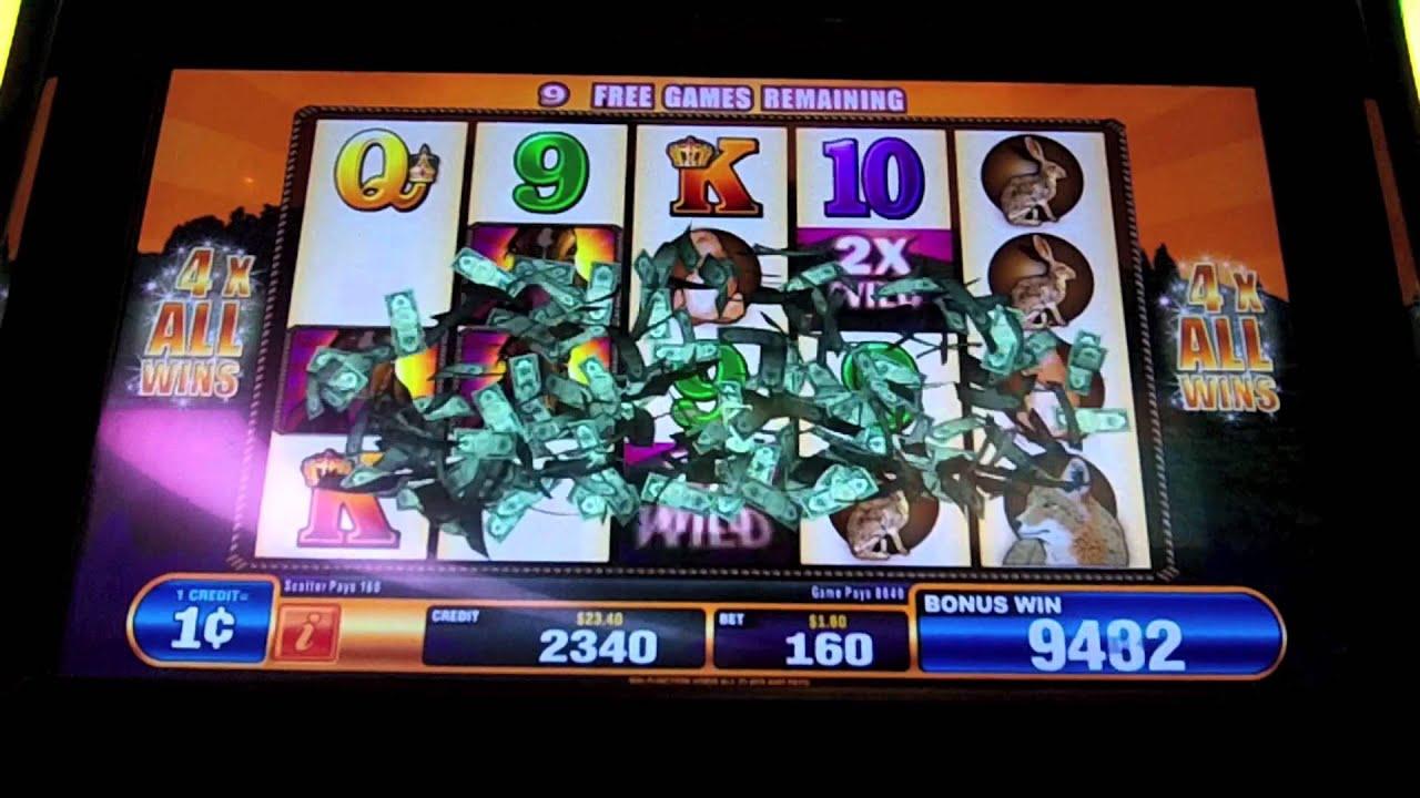 bally casino slot machines