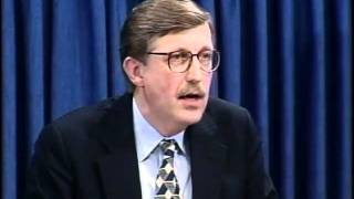 Francis S. Collins, MD, PhD Discusses Human Genome Project at the City Club of Cleveland (1996)