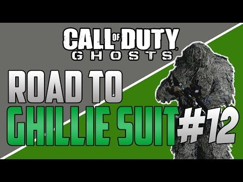 COD Ghosts: Road To