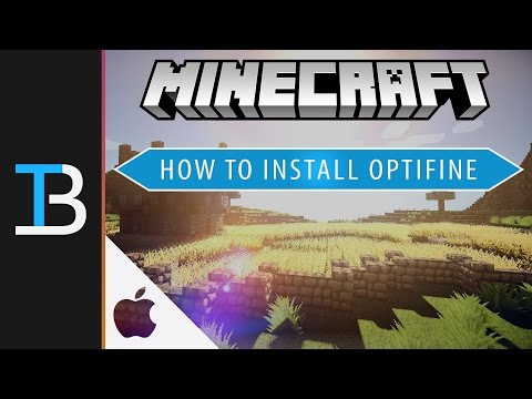 How to Download & Install Optifine for Minecraft 1.10.2 on a Mac (Run Minecraft w/ No Lag on Mac)