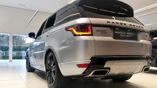New Range Rover Sport 2019 Dynamic New 22' wheels