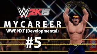 WWE 2K15 (Xbox One) MyCareer w/ Captain Falcon #5 - WWE NXT