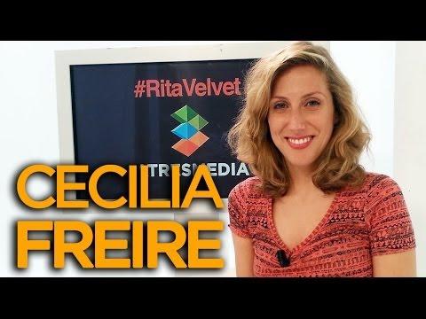 Cecilia Freire de Velvet - VIDEOENCUENTROS