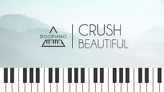 Goblin OST 크러쉬 Crush - Beautiful Piano Cover