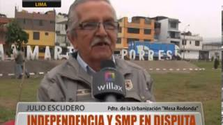 Independencia Y Smp En Disputa