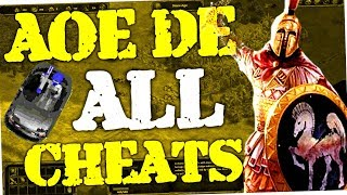 Age of Empires Definitive Edition - ALL CHEATS (AoE DE)