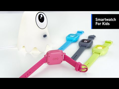 This Smartwatch Will Teach Your Kid How To Manage Their Time