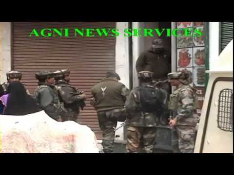 ANANTNAG ... ONE POLICEMAN SHOT BY UNIDENTIFIED MILITANTS , SERIOUSLY INJURED
