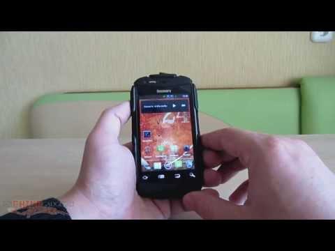 Обзор пыле-влагозащищенного китайского телефона Discovery V5