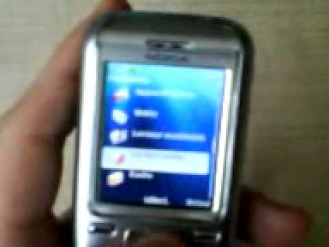 Nokia 6234 Son video