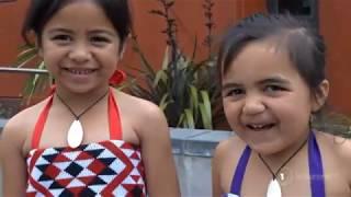 New kids clothing line inspired by kapa haka and Disney princesses