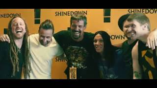 Shinedown 34 A Backstage Pass 34 Tour Documentary