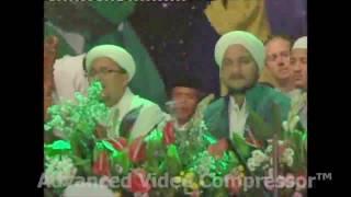 Syababul Kheir FULL Shalawat MILAD Ke 5 + Kedatangan Imam Besar Umat Islam Indonesia