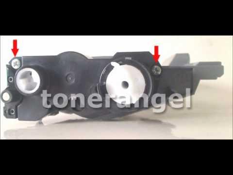 Instrucciones de recarga para los cartuchos toner Brother TN-420 TN-450