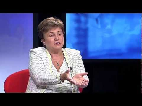 Interview with Kristalina Georgieva, EU Humanitarian Aid Commissioner