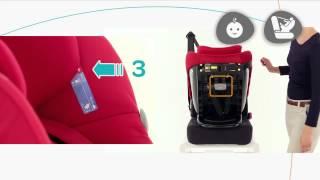 Maxi Cosi MiloFix Car Seat - Car Seat Video  Kiddicare...