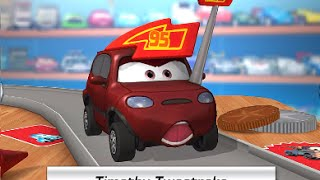 Cars Daredevil Garage TIMOTHY TWOSTROKE - Review Gamepley / Walkthrough (iPhone / iPad)