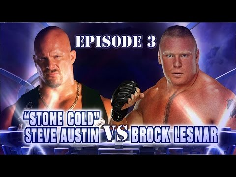 Hold Counterhold Episode 3: Stone Cold Steve Austin Vs Brock Lesnar
