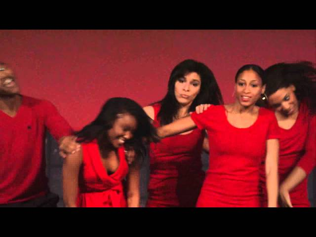 Avaya Flash Mob for the American Heart Association