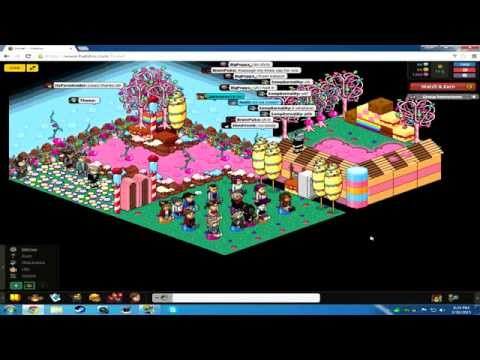 Habbo Hotel: Fun & Easy Way to Get Free Coins 2015