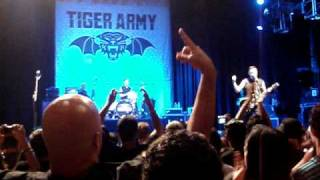 Tiger Army with Adam Carson of AFI