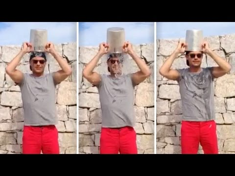 Ryan Seacrest ALS Ice Bucket Challenge